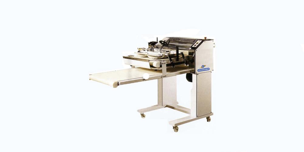 Formadora de barras para masa de pan