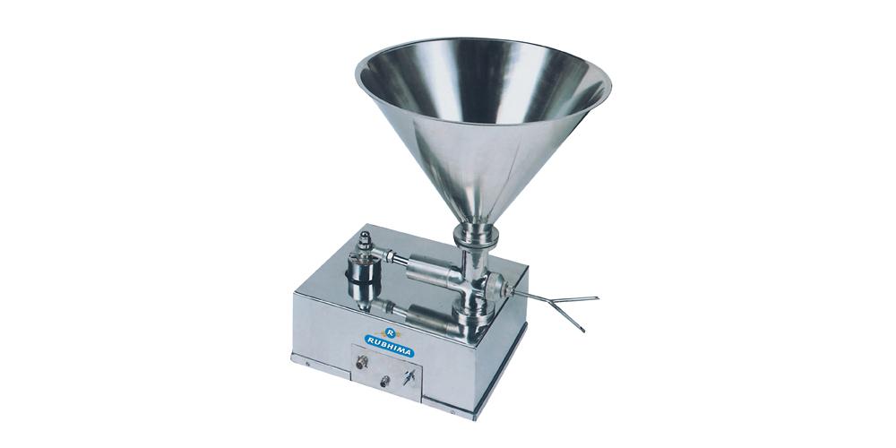 Inyectadora manual para pastelería