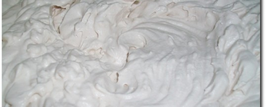 Montadora de nata – El proceso ideal de batido