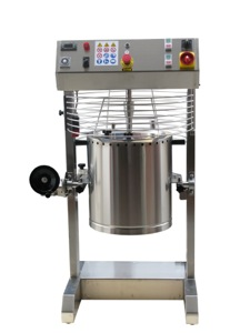 Cocedor de cremas cuececremas 60 lts