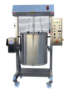 Cocedor de cremas o cuececremas 200 lts