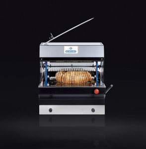Nueva cortadora de pan