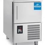 Abatidor de temperatura para 5 bandejas GN1/1 horizontal