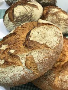 panes participantes en la ruta del buen pan
