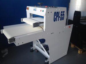 cortadora de pan industrial para corte continuo
