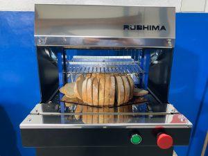 cortadora de pan automatica