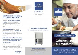 catalogo restaurantes cuececremas
