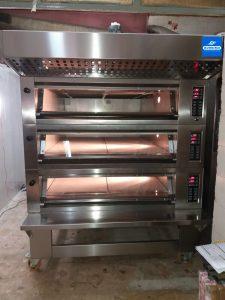 Horno modular panaderia y pasteleria