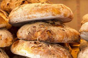 pan realizado con amasadora de espiral Rubhima