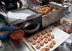 freidora donuts Rubhima
