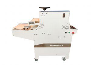 cortadora de pan industrial sierras cruzadas